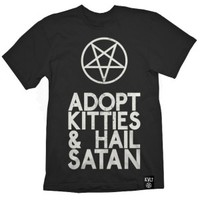 Adopt Kitties Tshirt