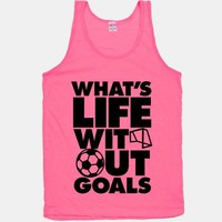 Life Without Goals (Soccer)   HUMAN