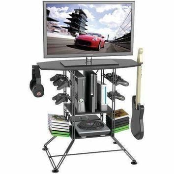 Atlantic Centipede Game Storage & Tv Stand (pack of 1 Ea)