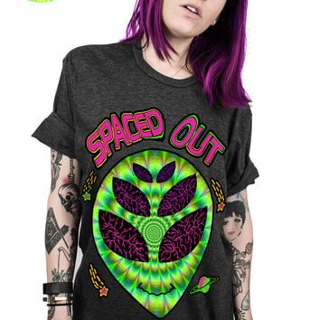 SPACED OUT - UNISEX TEE