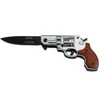Tac Force TF-760CHW Tactical Assist Open Folding Knife 4.5In