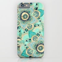 Gilded Emerald Enamel iPhone & iPod Case by Tangerine-Tane | Society6