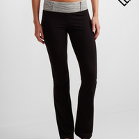 LLD Pintucked Waistband Yoga Pants
