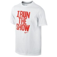 Nike I Run the Show T-Shirt - Boys' Grade School