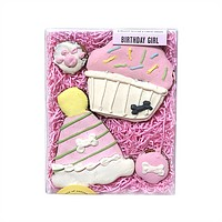 Birthday Girl Treat Box