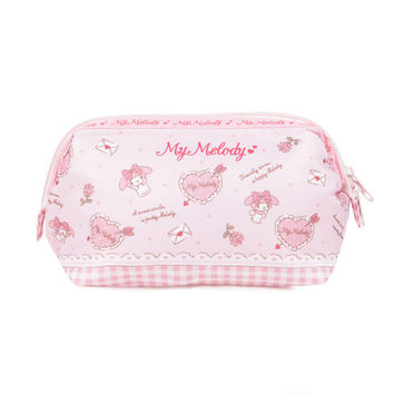 My Melody Cosmetics Bag: Love Letters