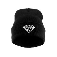 Winter Diamond Beanies