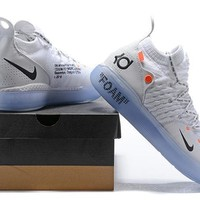 Off-White x KD 11 Basketball Shoe