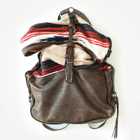 Navajo Blanket One of a Kind Backpack – Waltzing Matilda USA