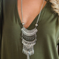 Gypsy Wishes Layers Necklace