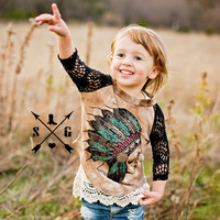 Southern Grace Kids Royal Indian Chief