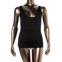 Spanx Womens Smoothing Scoop Neck Shaping Camisole