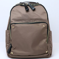 Back At It Backpack - Taupe