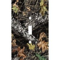 Mossy Oak Breakup Light Switch Cover Plate: Everything Else