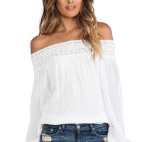 Jen's Pirate Booty Whipping Post Tunic in White from REVOLVEclothing.com