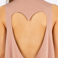 Back That Heart Up Tank $23