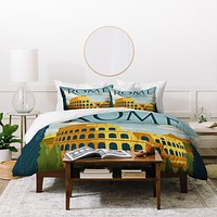 Anderson Design Group Rome Duvet Cover