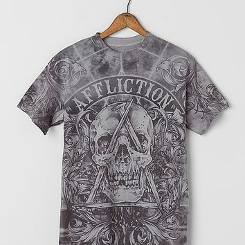 Affliction White Noise T-Shirt