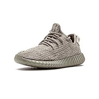 Adidas Men's Yeezy Boost 350, AGATE GRAY/MOONROCK/AGATE GRAY