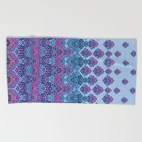 Farah Blooms Beach Towel by Aimee St Hill
