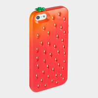 Strawberry iPhone® 5 Case                                                                                                    | MoMA