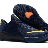 Nike Men's Zoom Kobe Venomenon 6 EP, Navy/Yellow