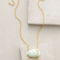 Indulgems Three Fishes Pendant Necklace in Turquoise Size: All Necklaces