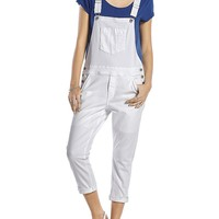 Lucky Brand Overall Womens - White