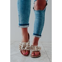 Bows For Life Sandals: Multi