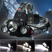 LED Headlight Headlamp Head Lamp Light Night Hiking Camping Flashlight AP = 1651172612