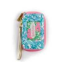 Carded ID Wristlet- Alpha Delta Pi - Lilly Pulitzer