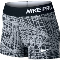 Nike Women's 3'' Pro Cool Tracer Printed Compression Shorts | DICK'S Sporting Goods