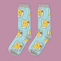 Mathematic Sock
