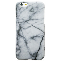 White Marble Pattern iPhone 6 Plus case