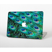 The Neon Multiple Peacock Skin Set for the Apple MacBook Air 13""