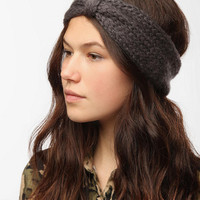 Knotted Ear Warmer