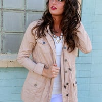 Throw On & Go {Jacket}