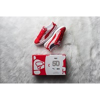 AA SPBEST WMNS Puma x Hello Kitty Suede Classic - White/Bright Red