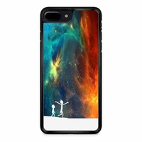Rick And Morty - Star Viewing 3 iPhone 8 Plus Case
