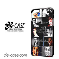 He S Only Human Justin Bieber DEAL-5200 Apple Phonecase Cover For Iphone 6/ 6S Plus