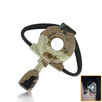 PS3 and PC Bluetooth Gaming Headset for FPS Games (Army Style)