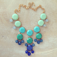 GREECE BAUBLE NECKLACE