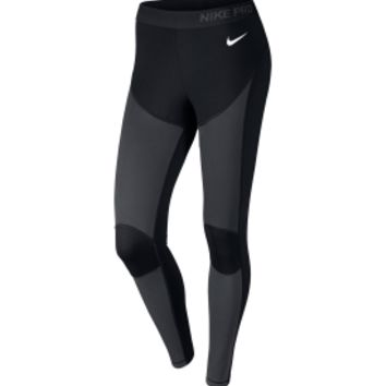 Nike Women's Pro Hyperwarm Shield Cold Compression Tights   DICK'S Sporting Goods
