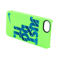 Nike Swift Just Do It iPhone  5 Hard Case - Green Spark