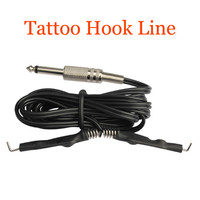 1 x New Clip Cord For Ink Tip Machine Tattoo Power Supply