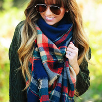 Perfect Getaway Scarf: Multi