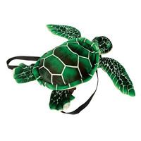 "1 X 17"" Turtle Plush Stuffed Animal Little Backpack"