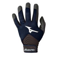 DCCKSW1 Mizuno MVP Baseball Batting Gloves - Navy