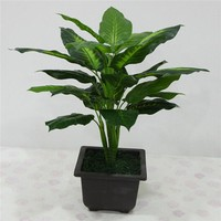Evergreen Artificial Plant Ideal for Home Garden and Office Decoration