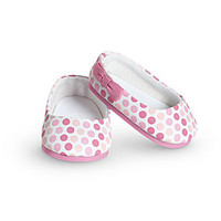 American Girl® Accessories: Polka-Dot Flats